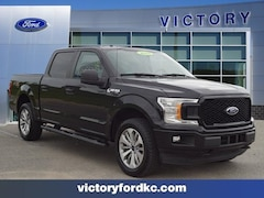 2018 Ford F-150 XL Truck 1FTEW1EP6JFC28048