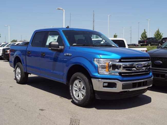 2019 Ford F-150 XLT Truck in Bonner Springs, KS
