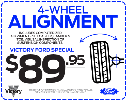 Ford Service Coupons Near Basehor Ks Victory Ford