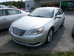 2012 Chrysler 200 Limited Limited  Sedan