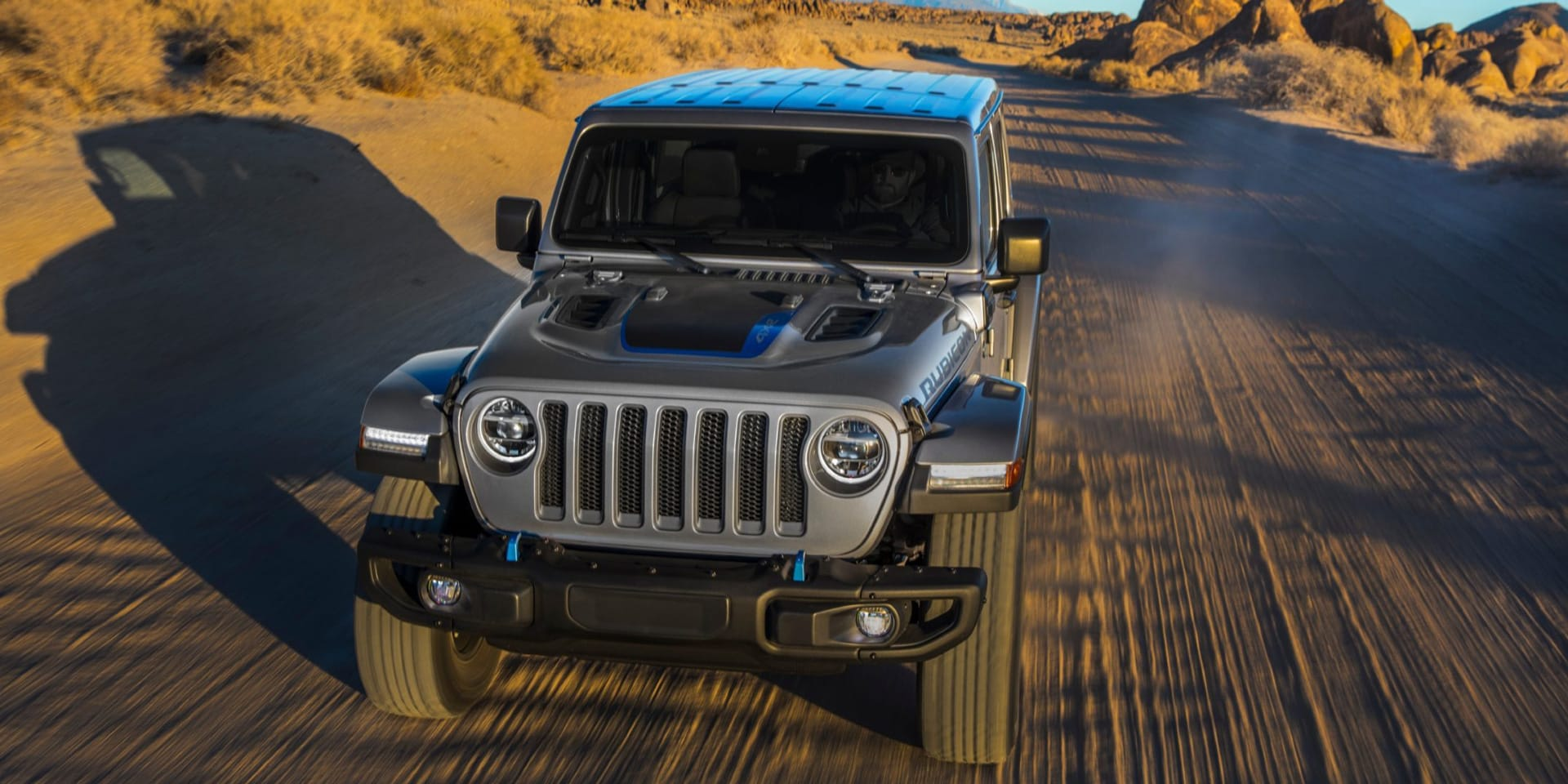 2021 Jeep Wrangler 4XE Near You