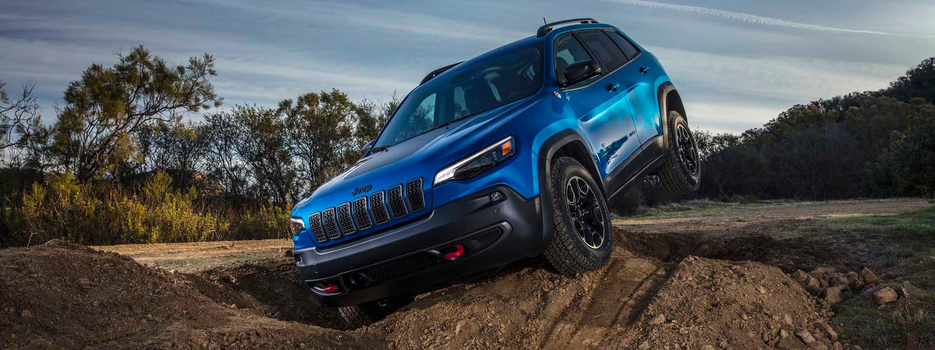 2021 Jeep Cherokee for sale in Kansas City