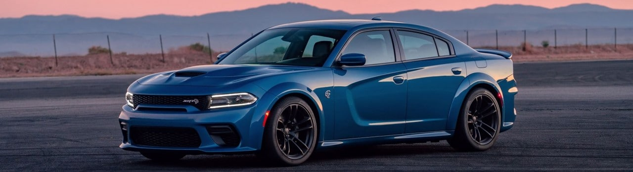 2020 Dodge Charger blue