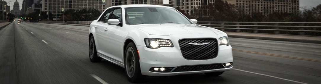 white 200 chrysler 300