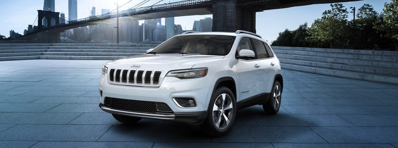 2020 Jeep Cherokee at Victory