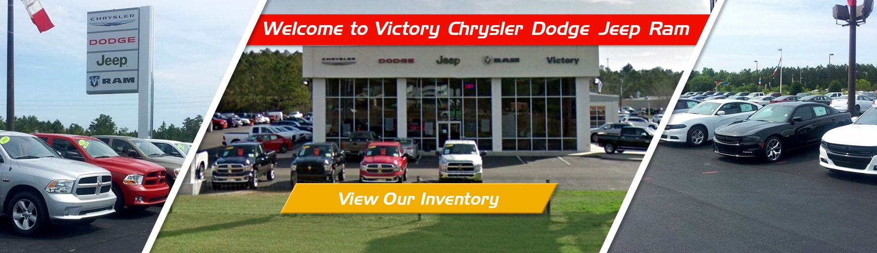 Victory chrysler dodge jeep ram 2019 2020 new car for Victory motors rome ny