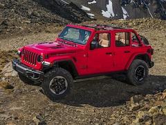2021 Jeep Wrangler UNLIMITED SAHARA 4X4 Sport Utility 1C4HJXEG7MW612844