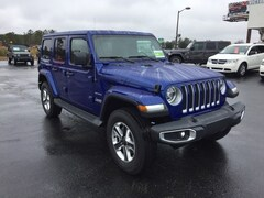2019 Jeep Wrangler Unlimited UNLIMITED SAHARA 4X4 Sport Utility 1C4HJXEN7KW524212