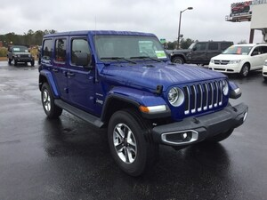 2019 Jeep Wrangler Unlimited UNLIMITED SAHARA 4X4