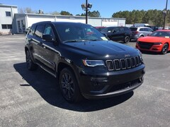2019 Jeep Grand Cherokee HIGH ALTITUDE 4X4 Sport Utility 1C4RJFCG2KC720529