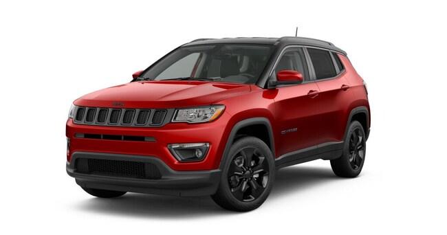 2019 Jeep Compass ALTITUDE FWD Sport Utility 3C4NJCBB1KT809404