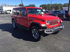 2019 Jeep Wrangler Unlimited UNLIMITED SAHARA 4X4 Sport Utility 1C4HJXEN1KW501217
