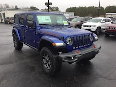2019 Jeep Wrangler Unlimited UNLIMITED RUBICON 4X4 Sport Utility