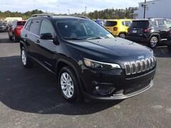 2019 Jeep Cherokee LATITUDE FWD Sport Utility 1C4PJLCBXKD396069