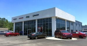 Chrysler Dodge Jeep Ram Lease Return Center near Wilmington NC, Brunswick County & Myrtle Beach SC