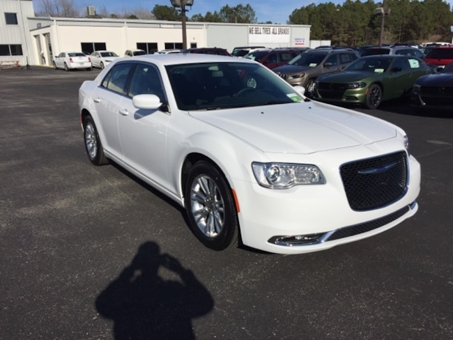 New 2019 Chrysler 300 Touring For Sale Shallotte Nc Near