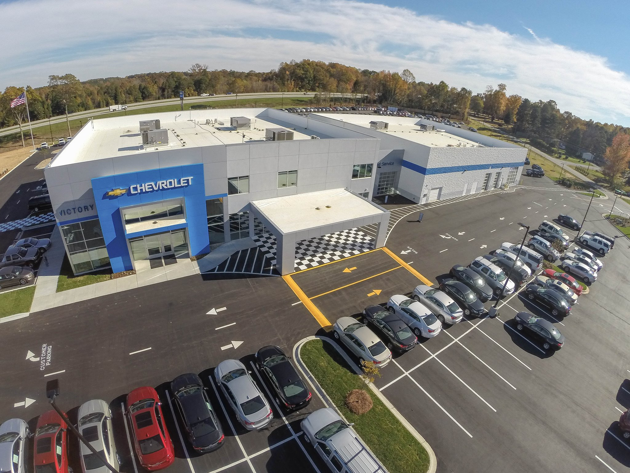 Victory Chevrolet Chevrolet Dealer In Charlotte Nc