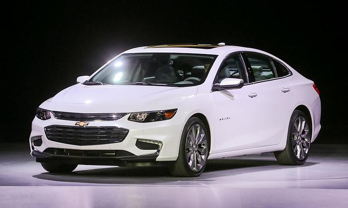New Chevy Malibu dealer near Ann Arbor MI