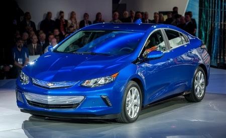 New Chevrolet Volt dealer near Ann Arbor & Detroit MI