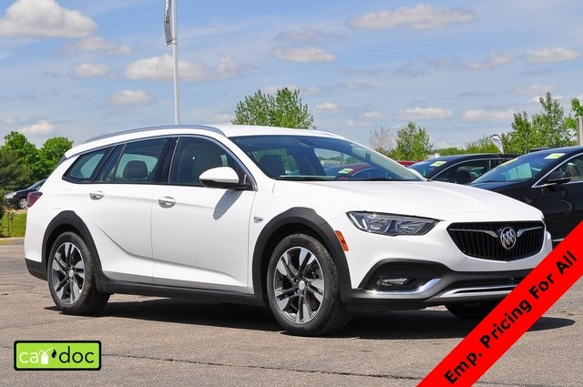 New 2018 Buick Regal Tourx For Sale Milan Near Saline Dundee