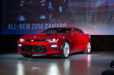 New Chevy Camaro dealer near Ann Arbor & Detroit MI