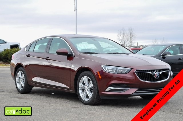 New 2018 Buick Regal Sportback For Sale Milan Near Saline Dundee