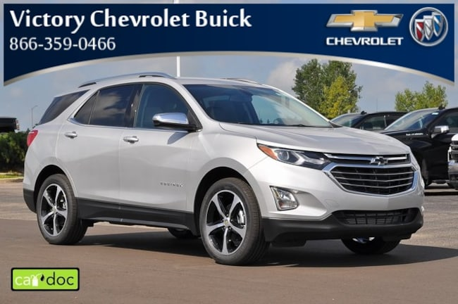 New 2019 Chevrolet Equinox Premier SUV 2GNAXNEV5K6126146 for sale near Pittsfield MI