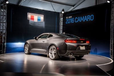 New Chevy Camaro dealer near Toledo OH