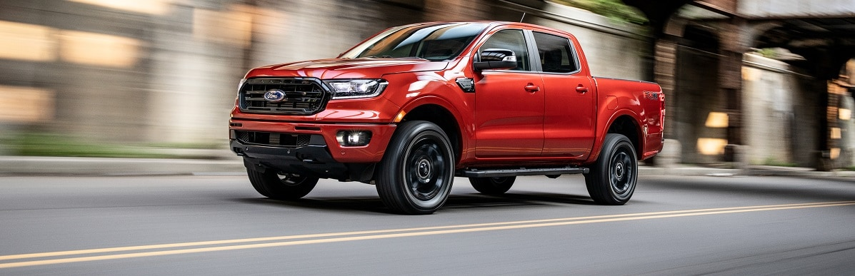 New Ford Ranger near Manchester IA