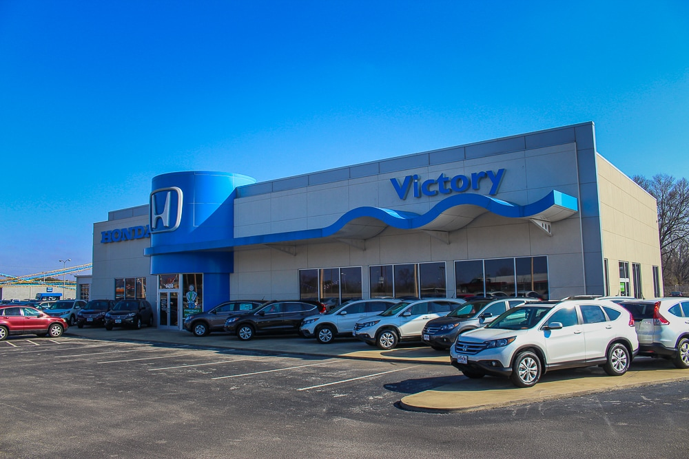 Honda Dealership Serving Lexington TN