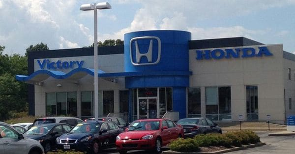 Honda Dealership Serving Detroit MI