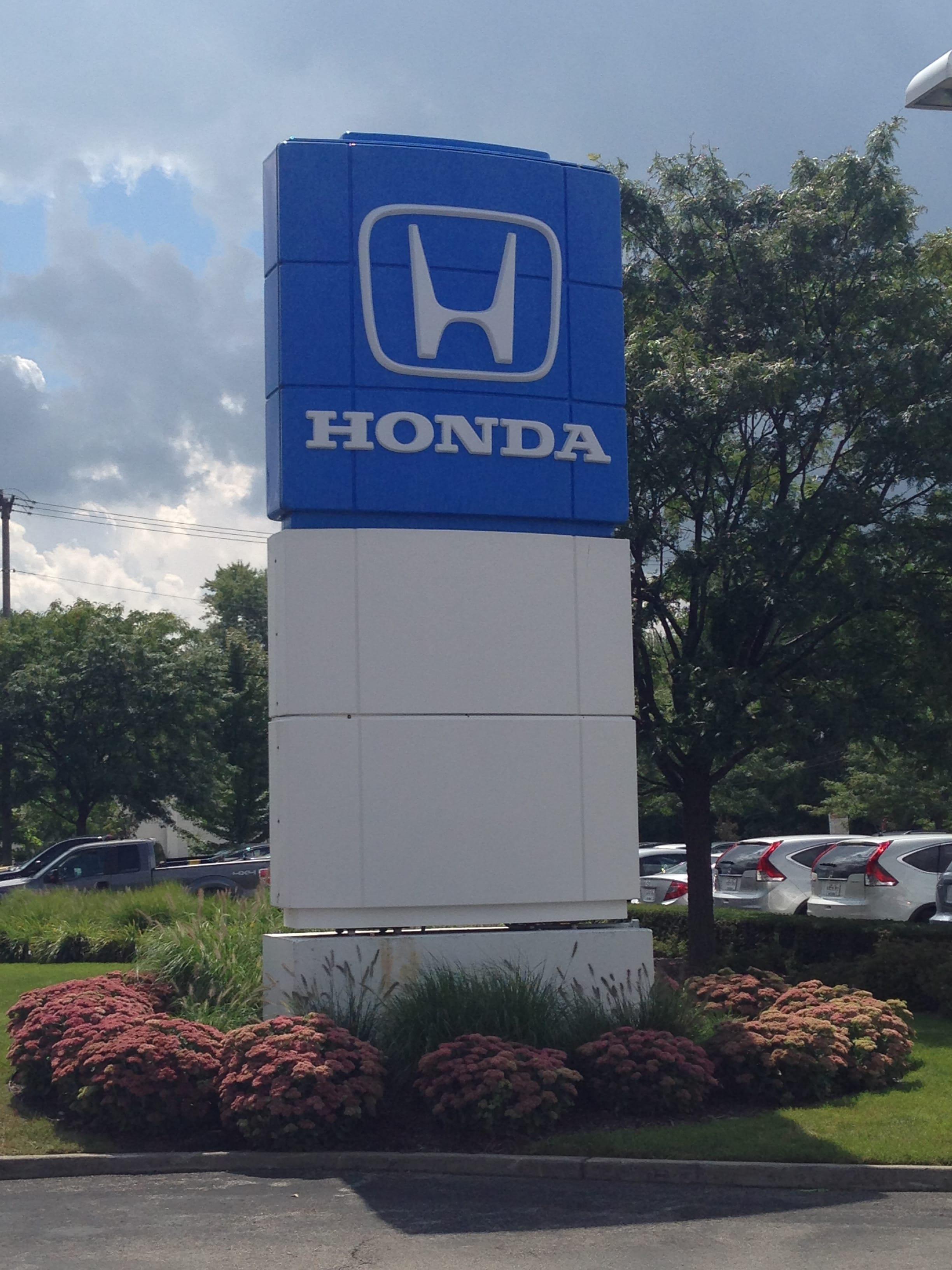Honda dealer near flat rock mi new used cars sales for Honda dealer michigan