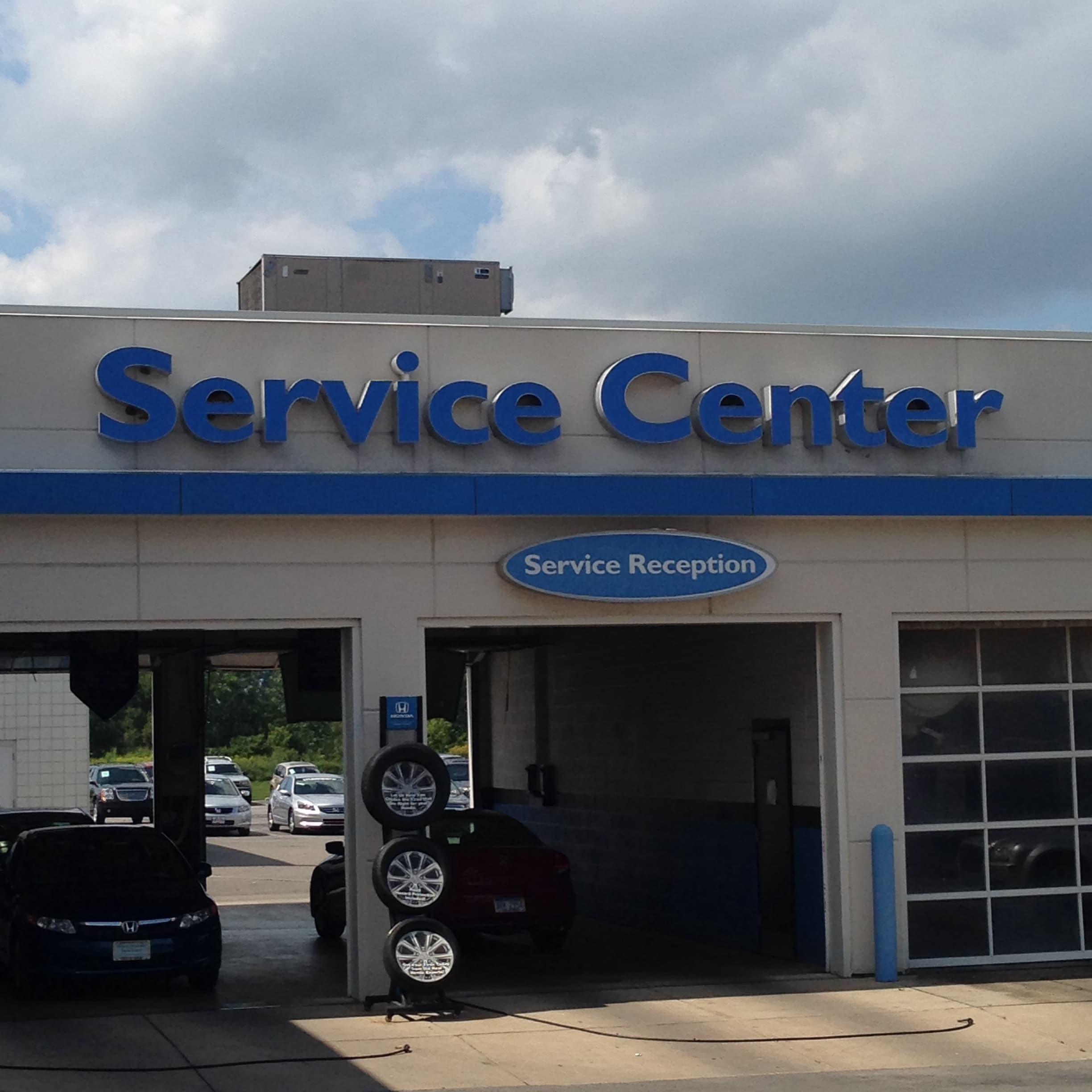 Honda Express Service near Detroit MI and Toledo OH