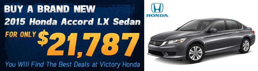 New Honda Accord Dealer near Detroit MI