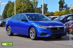 2019 Honda Insight LX Sedan Victory Honda of Plymouth