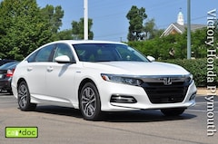 2018 Honda Accord Hybrid EX Sedan Victory Honda of Plymouth