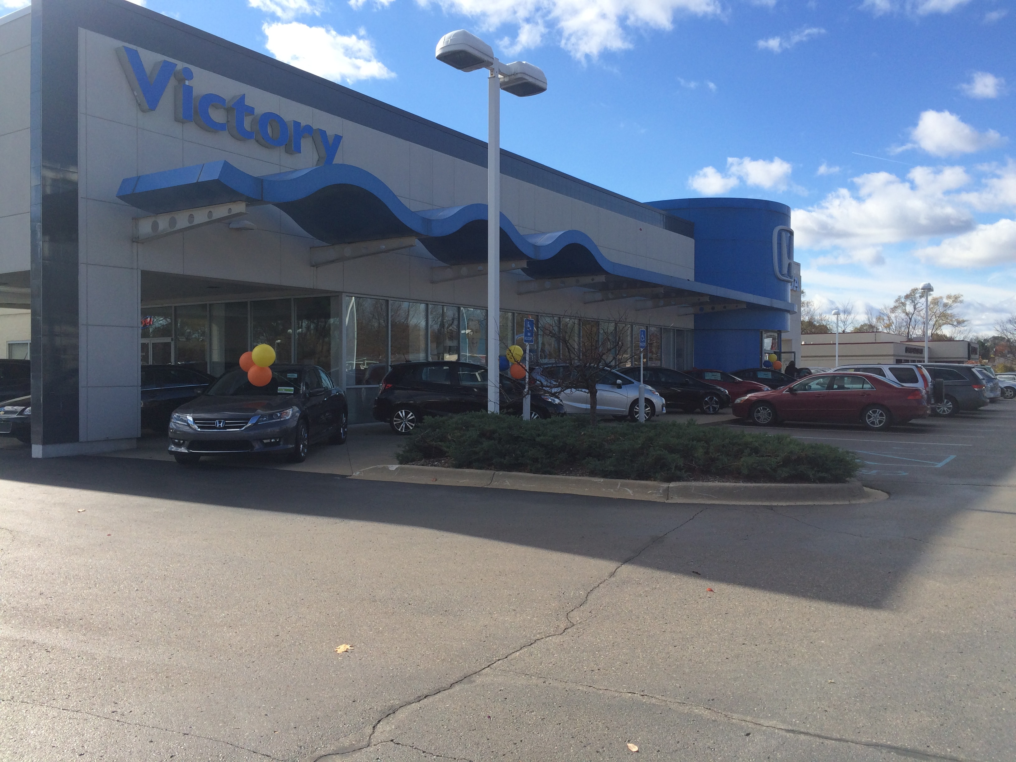 Honda Dealer serving Livonia Michigan