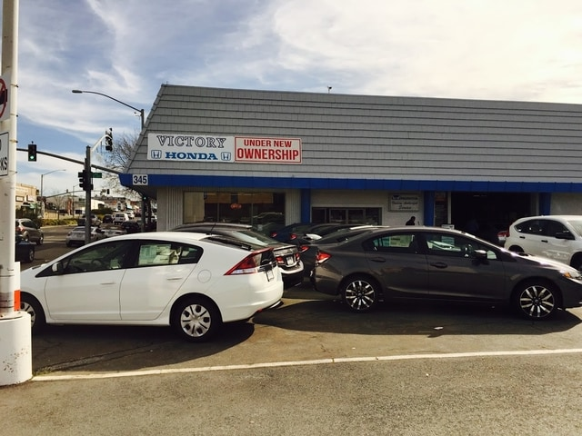 Honda dealer serving Fremont California