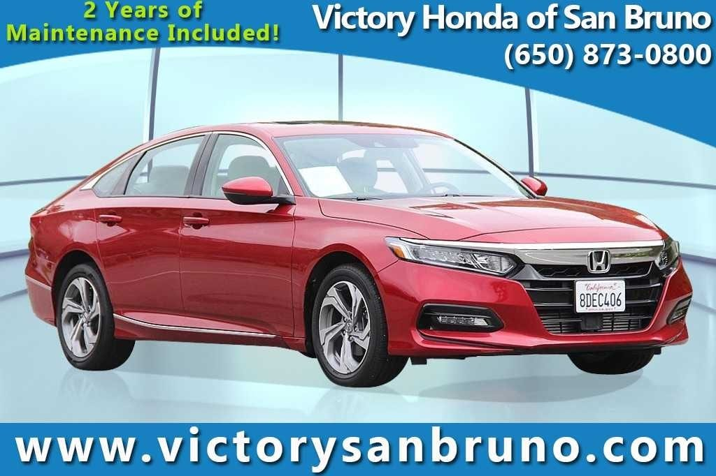 Used 2018 Honda Accord For Sale At Downtown Ford Sales Vin 1hgcv1f54ja003147