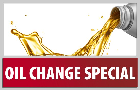 OIL CHANGE SPECIALS NEAR ME