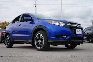 2018 Honda HR-V EX-L w/Navigation AWD SUV