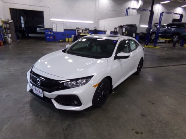 New 2019 Honda Civic EX-L w/Navi Hatchback SHHFK7H87KU202571 for sale near Port Clinton OH