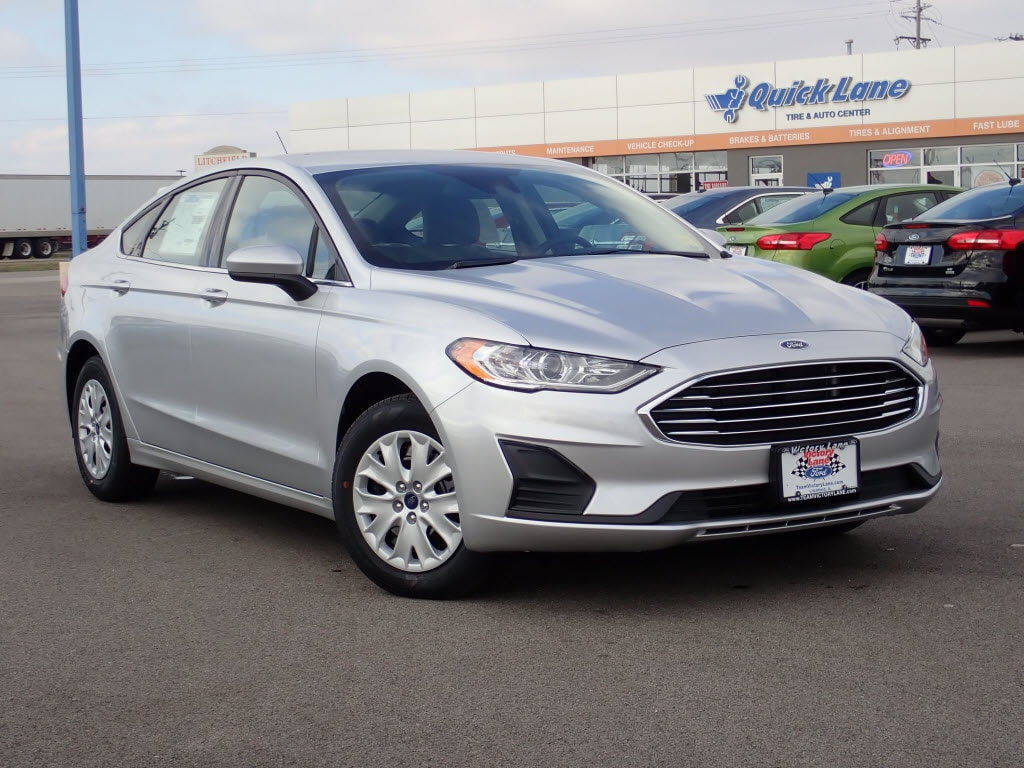 New 2019 Ford Fusion For Sale at Victory Lane Ford | VIN