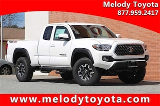 New 2019 Toyota Tacoma TRD Off Road V6 Truck Access Cab 5TFSZ5AN2KX189069