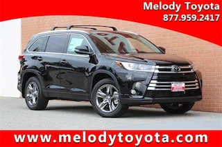 New 2018 Toyota Highlander Limited Platinum SUV 5TDDZRFH5JS835888