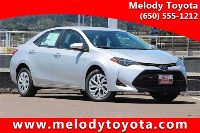 New 2019 Toyota Corolla For Sale San Bruno Ca 2t1burhe3kc194954