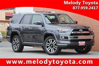 2019 Toyota 4Runner Limited SUV JTEBU5JR0K5667689
