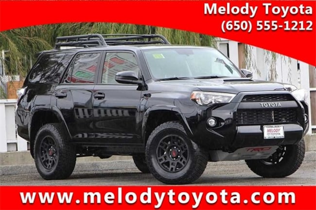 New 2019 Toyota 4runner For Sale San Bruno Ca Jtebu5jr8k5647576