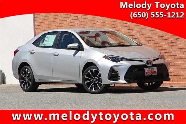 ... New 2019 Toyota Corolla For Sale San Bruno CA 5YFBURHE7KP880334