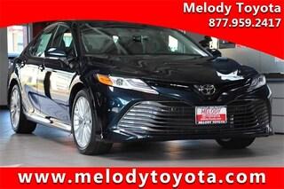 New 2018 Toyota Camry XLE Sedan 4T1BZ1HK5JU502356
